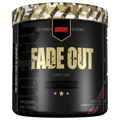 RedCon1 Fade Out bottle