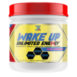 Wake Up Unlimited Energy bottle
