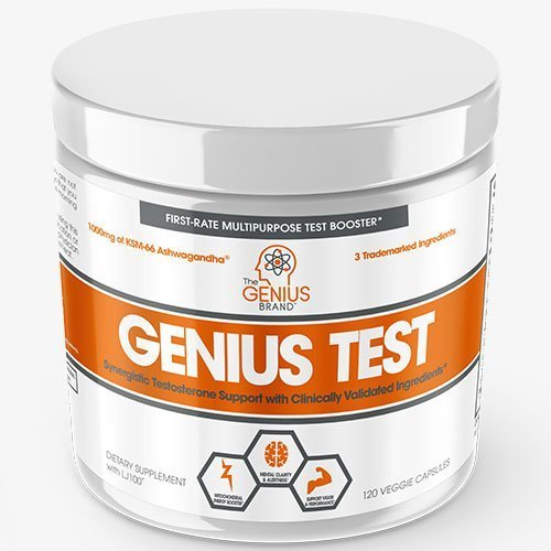 The Genius Brand Genius Test