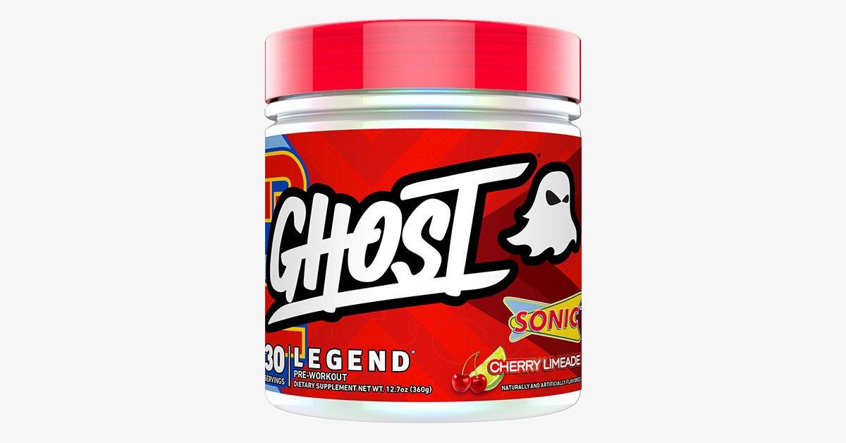 GHOST Cherry Limeade Legend