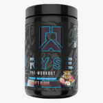 RYSE Supplements Project Blackout Pre-Workout