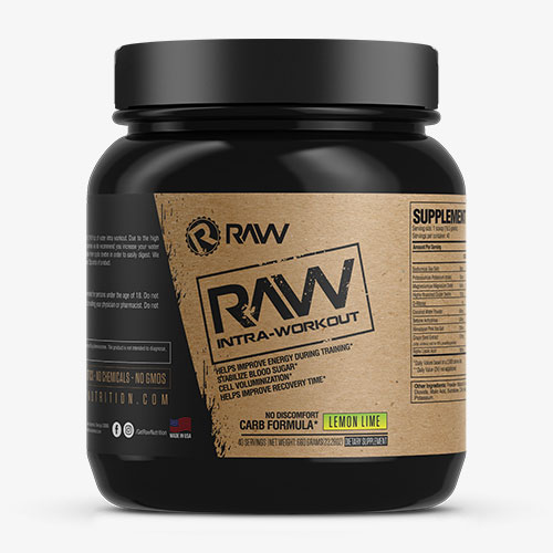 RAW Nutrition Intra-Workout