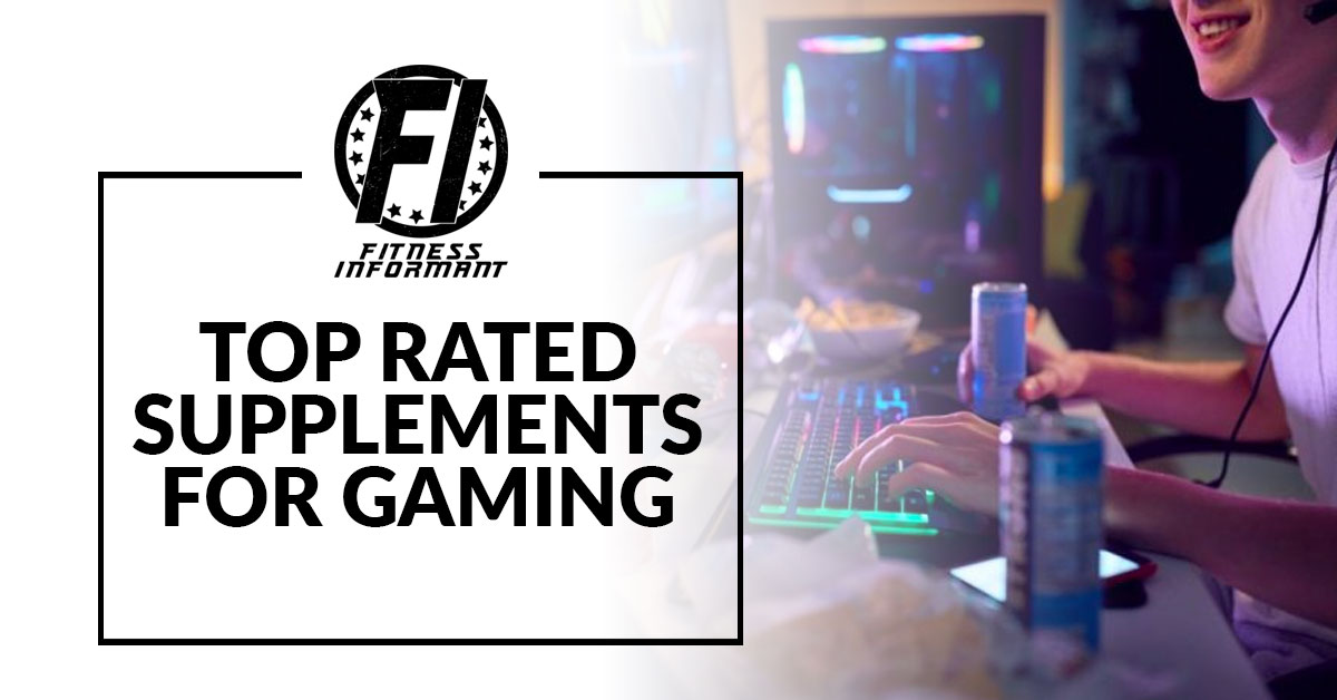 Top Rated Supplements for Gaming